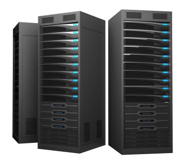 System obsługi hostingu